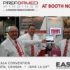 Preformed Windings Exhibiting at EASA Convention 2016