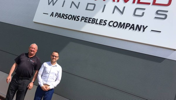 Front End Organisational Changes Announced for Preformed Windings